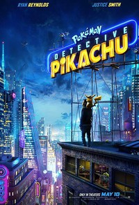 Pokemon Detective Pikachu main cover