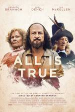 All Is True movie cover