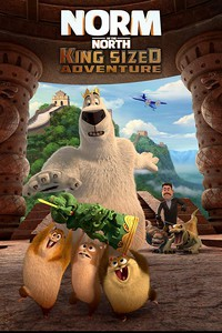 Norm of the North: King Sized Adventure main cover