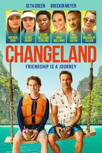 Changeland main cover