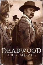 Deadwood: The Movie movie cover