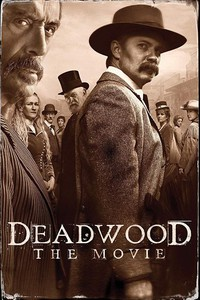 Deadwood: The Movie main cover