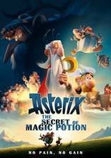 Asterix: The Secret of the Magic Potion movie cover