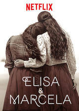 Elisa & Marcela movie cover