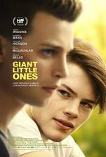 Giant Little Ones movie cover