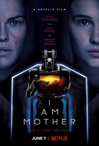 I Am Mother main cover