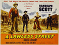 A Lawless Street movie photo
