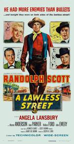 a_lawless_street movie cover