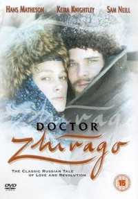 Doctor Zhivago main cover