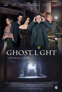 Ghost Light main cover