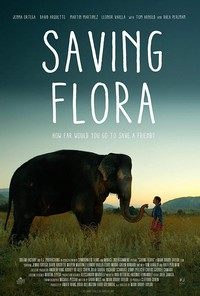 Saving Flora main cover