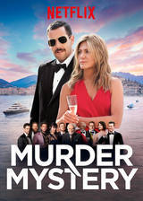 Murder Mystery movie cover