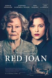 Red Joan main cover