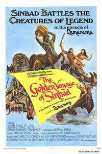 The Golden Voyage of Sinbad main cover