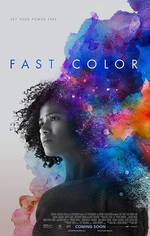 Fast Color movie cover