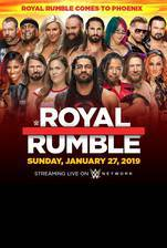 WWE Royal Rumble movie cover