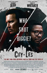City of Lies main cover