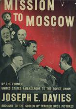 Mission to Moscow movie cover