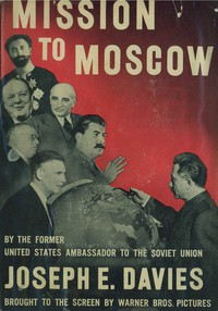 Mission to Moscow main cover
