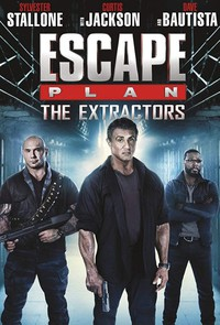 Escape Plan: The Extractors main cover