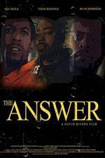 the_answer_2018 movie cover