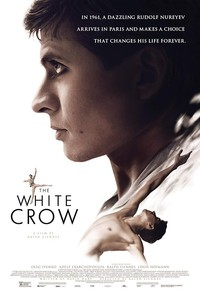 The White Crow main cover