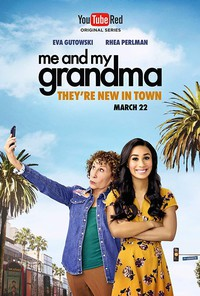 Me and My Grandma movie cover
