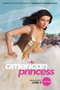 American Princess movie cover