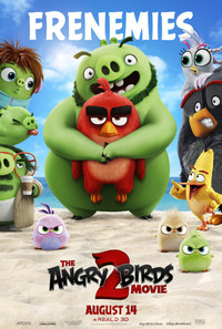 The Angry Birds Movie 2 main cover