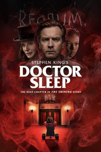 Doctor Sleep main cover