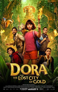 Dora and the Lost City of Gold (the Explorer) main cover