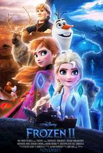 Frozen II movie cover