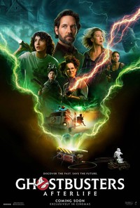 Ghostbusters 3: Afterlife (Ghostbusters 2020) main cover