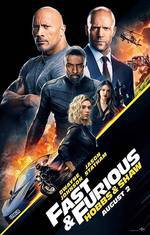 Fast & Furious Presents: Hobbs & Shaw movie cover