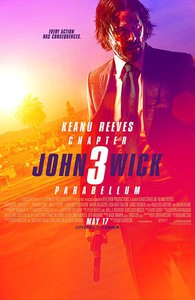 John Wick: Chapter 3 - Parabellum main cover