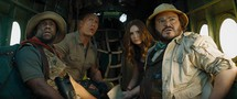 Jumanji: The Next Level movie photo