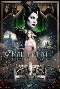 Maleficent: Mistress of Evil main cover