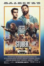stuber movie cover