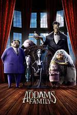 The Addams Family movie cover