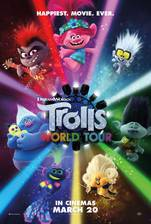 Trolls World Tour movie cover