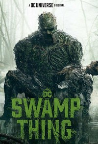 Swamp Thing movie cover
