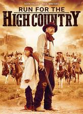 Run for the High Country movie cover