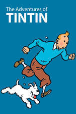 The Adventures of Tintin movie cover