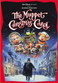 The Muppet Christmas Carol main cover