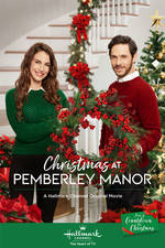 Christmas at Pemberley Manor movie cover