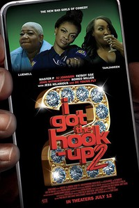 I Got the Hook Up 2 main cover