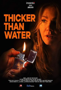 Thicker Than Water main cover