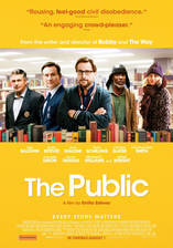 the_public movie cover