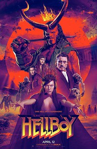 Hellboy main cover