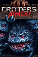 Critters Attack! movie cover